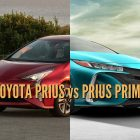2017 Toyota Prius Prime vs Prius: Plug-in Hybrid vs Hybrid differences