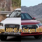 2018 Audi Q5 vs 2009-2017: 2nd vs 1st generation differences compared