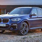 BMW X3 xDrive M40i (2017, G01, third generation) photos