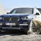 2018 BMW X3: Bigger, lower, lighter G01 is now even more generic