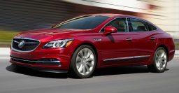 2018 Buick LaCrosse: New 2.5L mild hybrid, 9-speed auto for V6