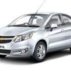 Chevrolet Sail sedan (2017, second generation, India) photos