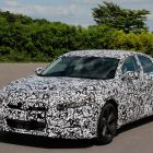 "Honda Accord prototype (2018, 10th generation) ""spy"" photos"