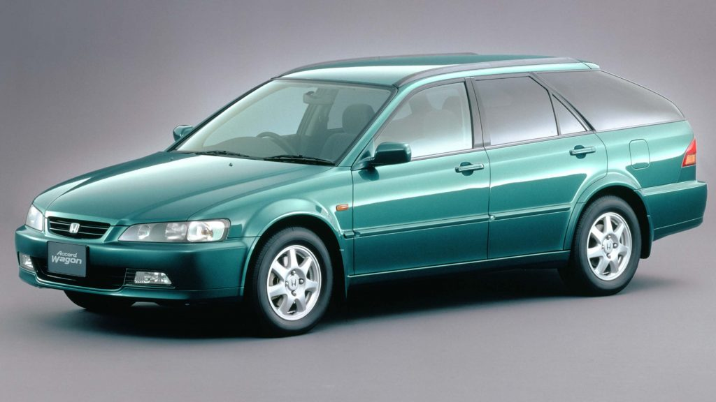 Honda Accord sedan & wagon (1997-2002, sixth generation, JDM) photos | Between the Axles