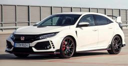 2018 Honda Civic Type R: Automatic would be too heavy for FWD hot hatch