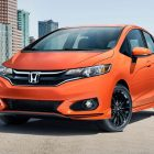 2018 Honda Fit facelift: New Sport trim, colors, Honda Sensing safety tech