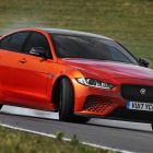 Jaguar XE SV Project 8 (2017, X760, first generation) photos