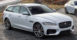 2018 Jaguar XF Sportbrake: X260 wagon in USA Nov 2017 from $71k