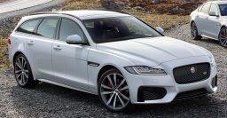 2018 Jaguar XF Sportbrake: Sexy wagon coming to the USA December 2017