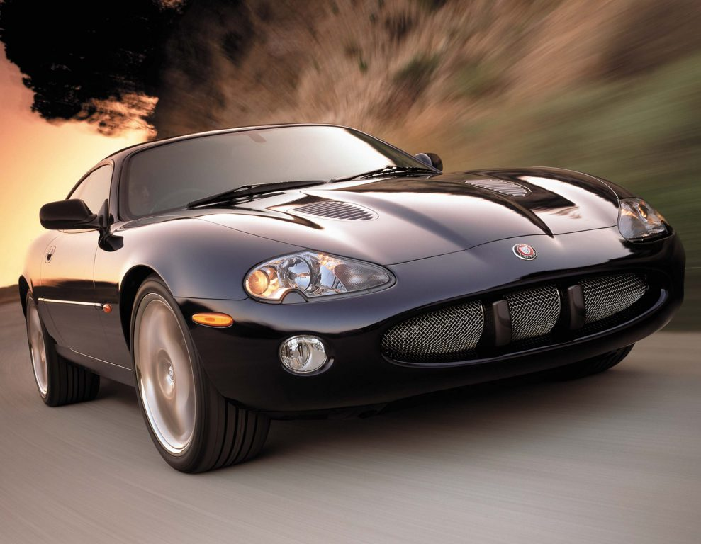 Jaguar Xk8 Coupe 2004 2006 Facelift X100 First