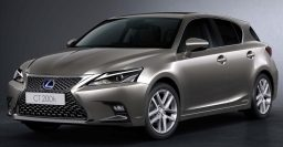 2018 Lexus CT200h: Second facelift has bolder looks, 10.3-inch screen
