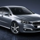 Peugeot 508 sedan (2015 facelift, first generation) photos