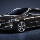Peugeot 508 SW (2015 facelift, first generation) photos