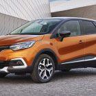 Renault Captur (2017 facelift, J87, first generation) photos