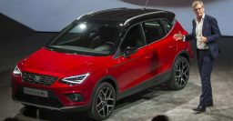 2017 Seat Arona: Small Spanish SUV wants to make it rain