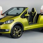 Skoda Element apprentice concept (2017, Citigo first generation) photos