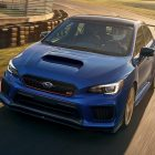 Subaru WRX STI Type RA (2018, VA, fourth generation, USA) photos