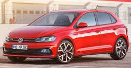 2017 Volkswagen Polo GTI: 2L turbo, MQB-A0 platform for hot hatch