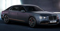 2017 Bentley Flying Spur Design Series imitates designer suits