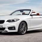 BMW 220d convertible (2017 facelift, F23, 2-Series) photos