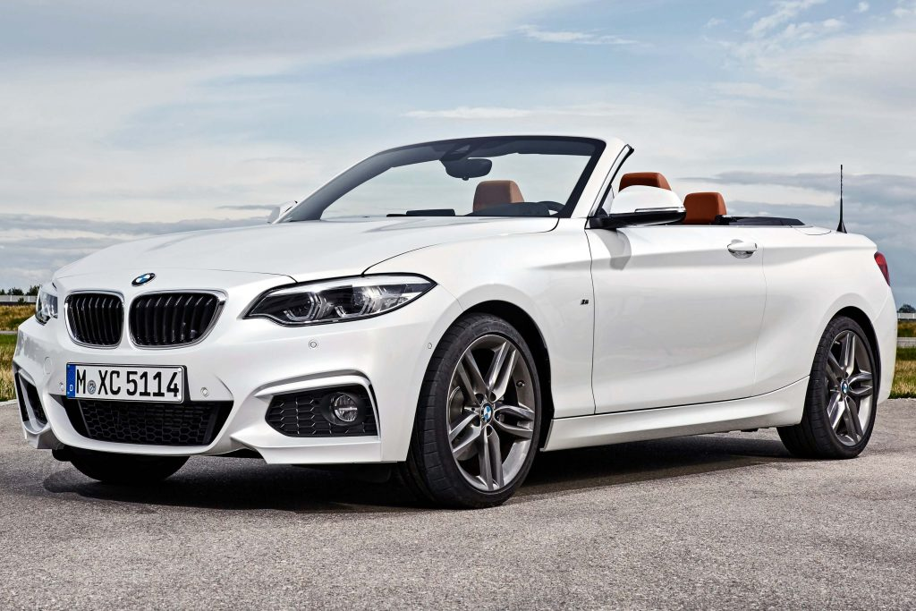 Bmw 220d Convertible 2017 Facelift F23 2 Series Photos Between The Axles