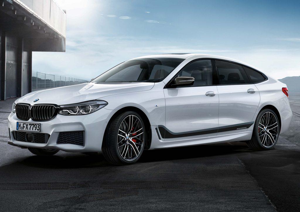 BMW 6-Series Gran Turismo M Performance Parts (2017, 4th ...