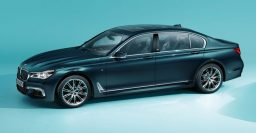 2018 BMW 7-Series Edition 40 Jahre: Just 200 to be built