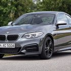 BMW M240i coupe (2017 facelift, F22, 2-Series) photos