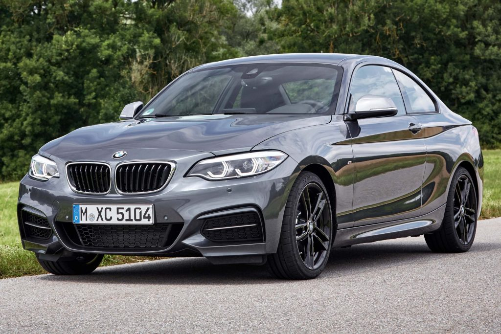 bmw m240i coupe 2017 facelift f22 2 series photos between the axles. Black Bedroom Furniture Sets. Home Design Ideas