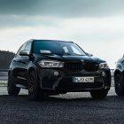 BMW X5 M Black Fire Edition (2017, F15, third generation) photos
