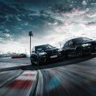 2017 BMW X5 M & X6 M Black Fire Edition: Same engine, murdered looks