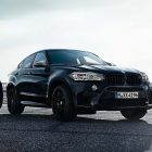 BMW X6 M Black Fire Edition (2017, F16, second generation) photos