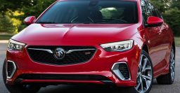 2018 Buick Regal GS: V6, AWD, 9-speed auto sports model joins range