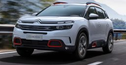 2018 Citroen C5 Aircross has Progressive Hydraulic Cushion suspension