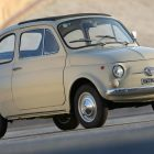 Fiat 500 F (1965-1972, first generation) for MOMA, NYC photos
