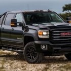 GMC Sierra 2500HD All Terrain X (2017, third generation) photos