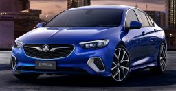 2018 Holden Commodore VXR: 3.6-liter V6 AWD model replaces V8 SS