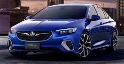 2018 Holden Commodore VXR: 3.6-liter V6 AWD model replaces V8 SS