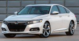2018 Honda Accord: RIP V6, hello turbo I4 and Civic Type R engine