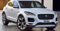 2018 Jaguar E-Pace: Not an EV SUV, is first FWD/AWD Jag since X-Type