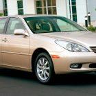 Lexus ES (2001-2003, XV30, fourth generation, Australia) photos