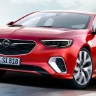 Opel Insignia GSi liftback (2017, second generation) photos
