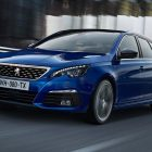 Peugeot 308 SW wagon (2017 facelift, T9, second generation) photos