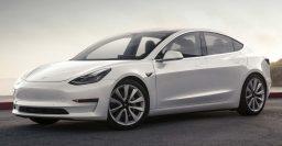 "2018 Tesla Model 3 production stopped to ""improve automation"""