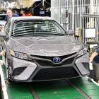 Toyota Camry production Georgetown, KY (2018, XV70, 8th gen) photos