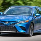 Toyota Camry prices to rise by $1800 if Trump enacts 25% tariffs