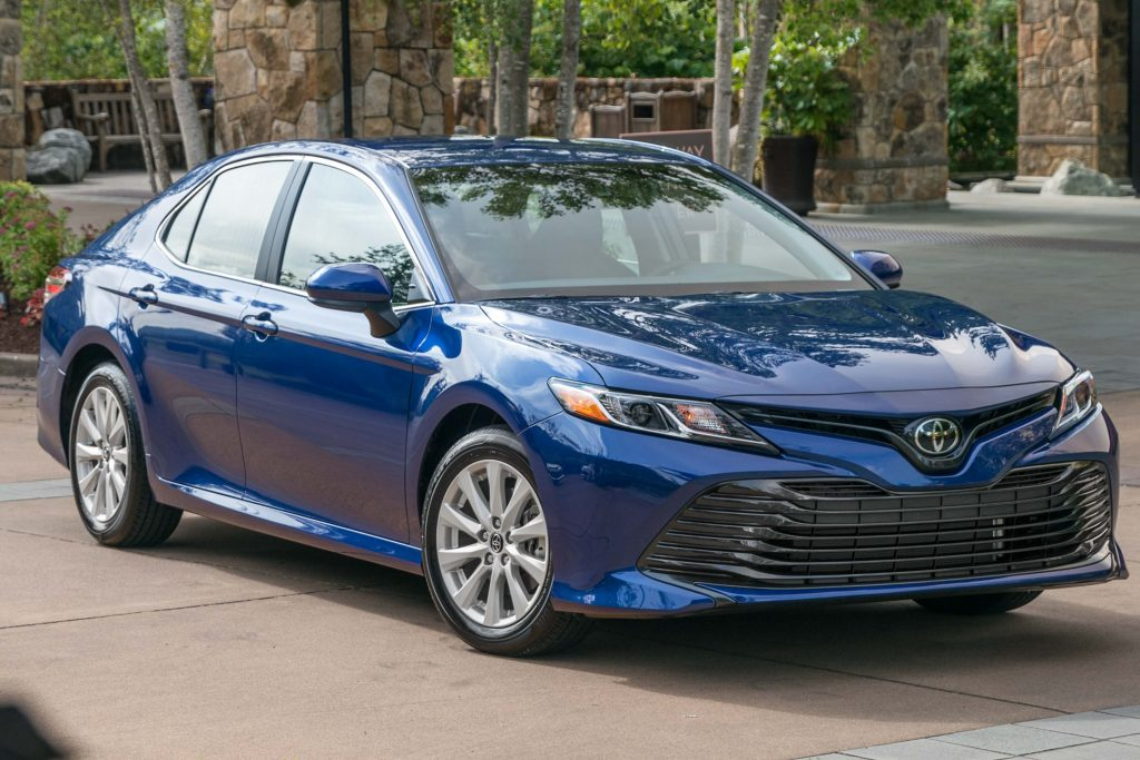 2018 Toyota Camry Starts At 23 495 With New I4 And V6