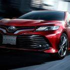 Toyota Camry hybrid (2017, XV70, eighth generation, JDM) photos