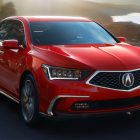 2018 Acura RLX facelift: Bold new face, same V6 engines, new 10-sp auto