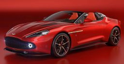 2018 Aston Martin Vanquish Zagato Speedster: Only 28 to be made